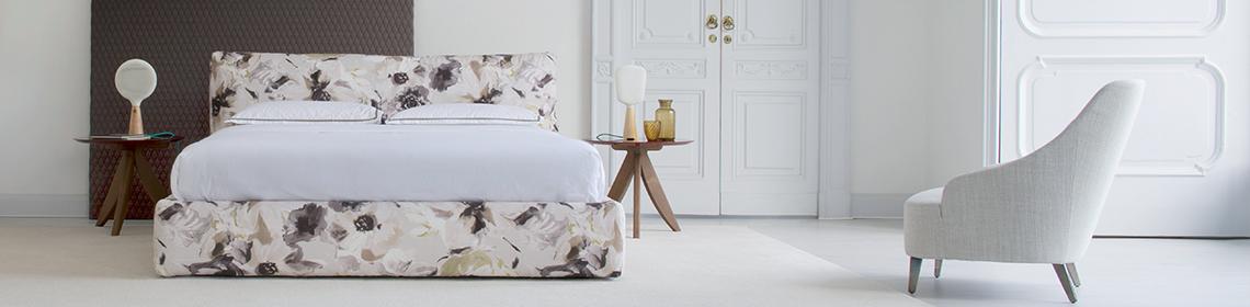soho modern bed
