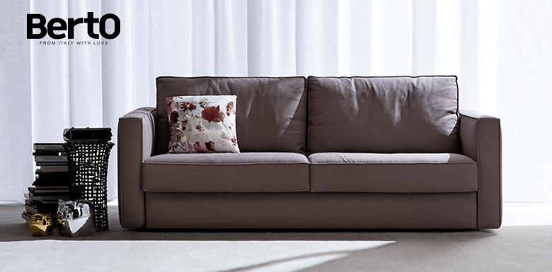Mattresses h 18 cm for BertO sofa beds