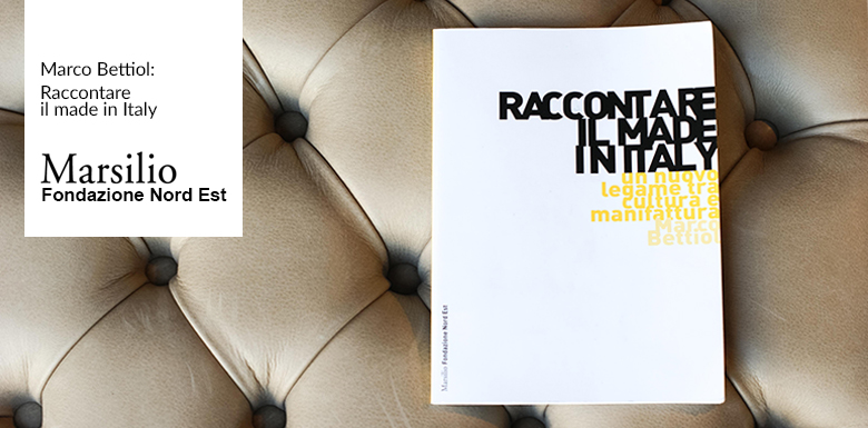 The BertO case in the book Raccontare il Made in Italy of Marco Bettiol