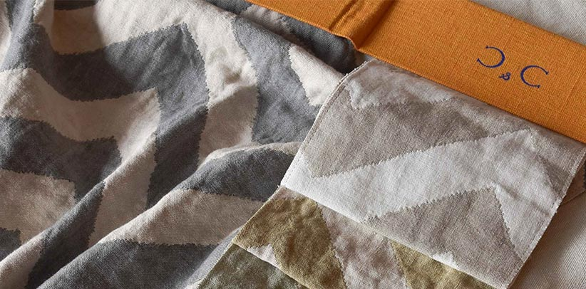 C&C Fabrics in our BertO Textile Collection
