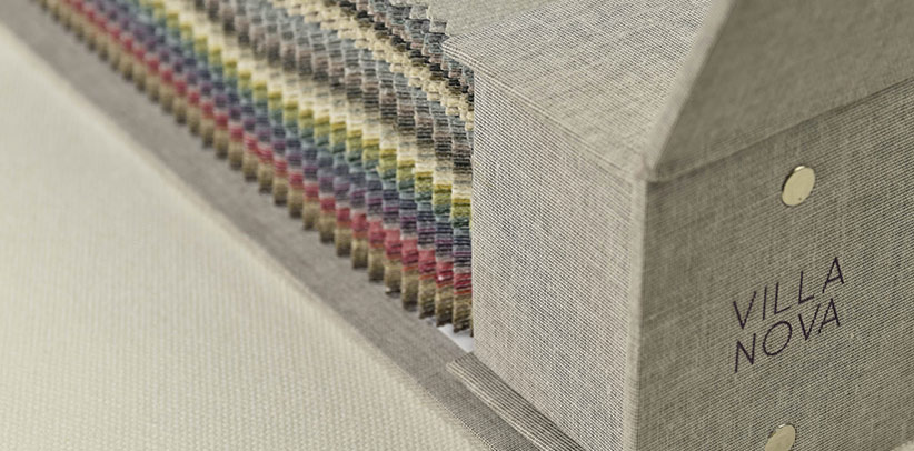villa Nova in BertO Textile Collection