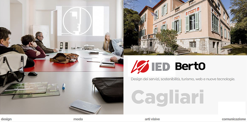 BertO Experience at IED in Cagliari