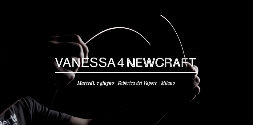 vanessa4newcraft the crowdcrafting event made by BertO