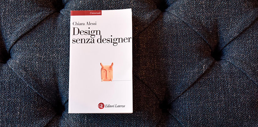 The BertO case study in the book by Chiara Alessi DESIGN WITHOUT DESIGNER