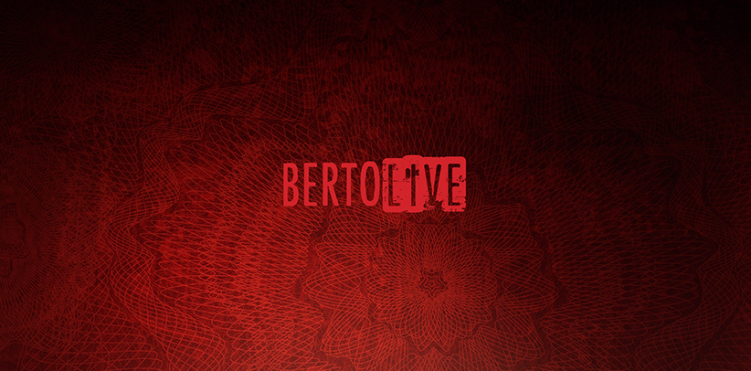 Welcome to #BertoLive