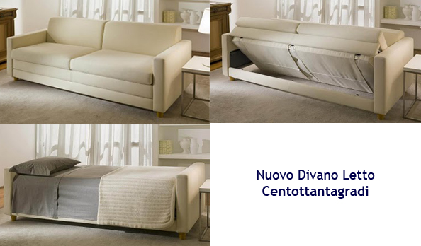 "Centottantagradi"" Sofa Bed"