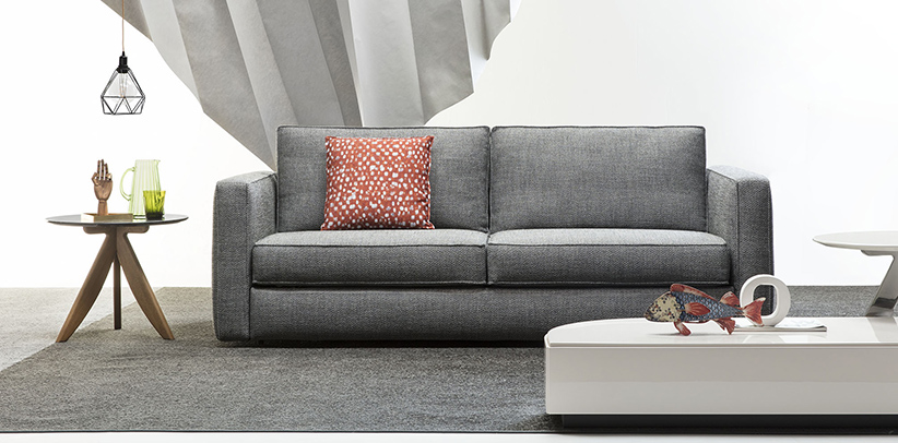 BertO sofa beds: a new collection for day and night