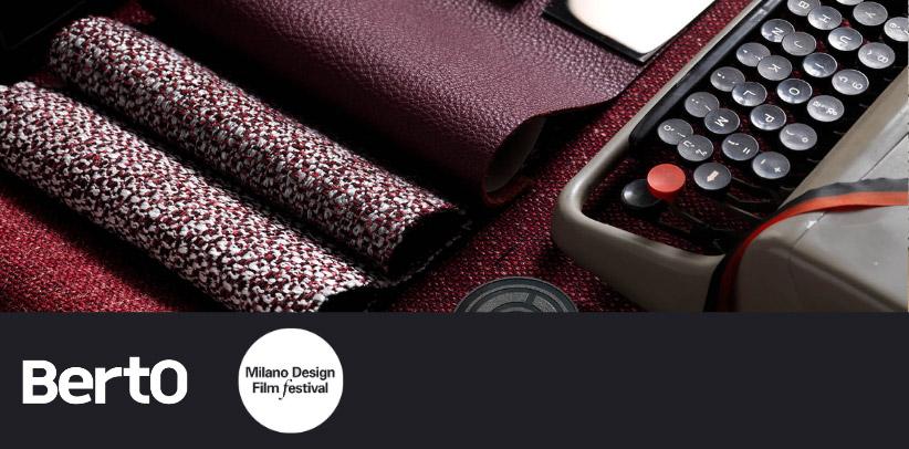 BertO participates in the Milan Design Film Festival 2020
