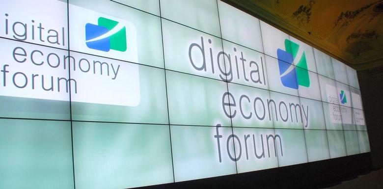 BertO at the digital economy forum BertO News