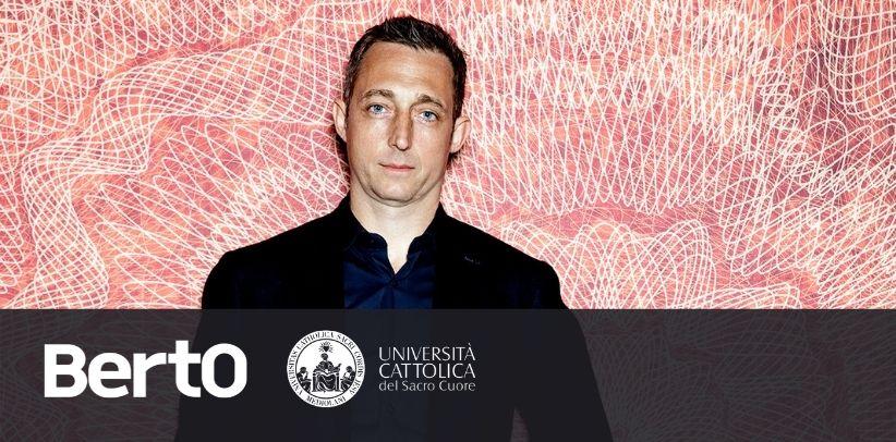 Filippo Berto guest at Università Cattolica del Sacro Cuore