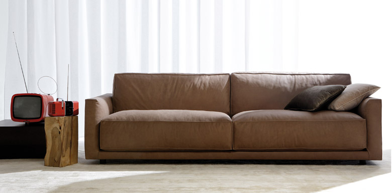 The Ribot sofa, a champion of elegance