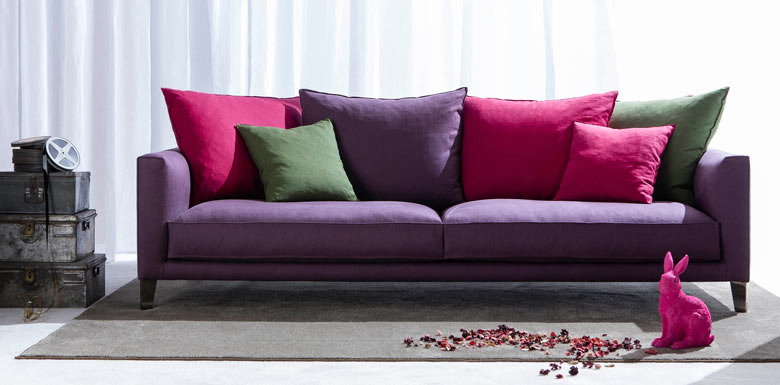 New modern sofa collection by BertO