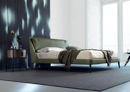 CHELSEA BED LEATHER