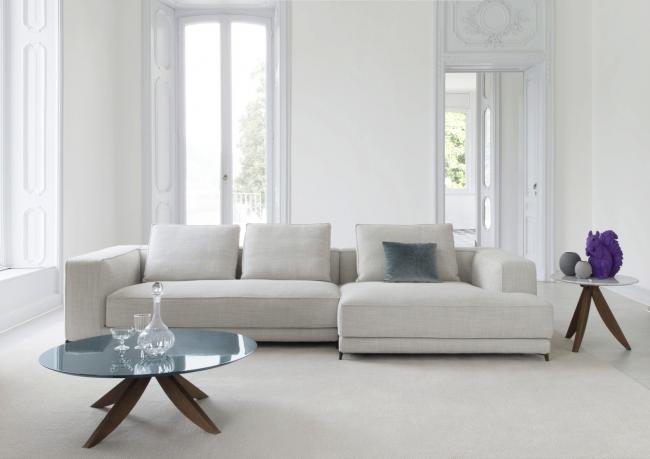 Sectional Sofa Christian - Berto Salotti
