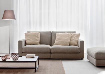 Morris Sectional Sofa - Berto Salotti