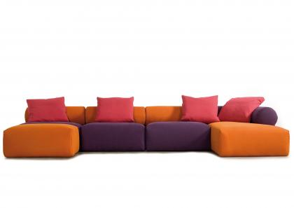 PUZZLE SECTIONAL SOFA