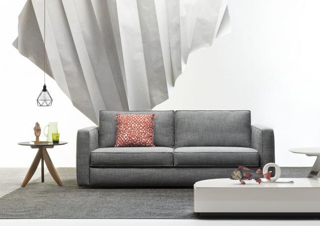 Gulliver Double Sofa Bed - Berto Salotti