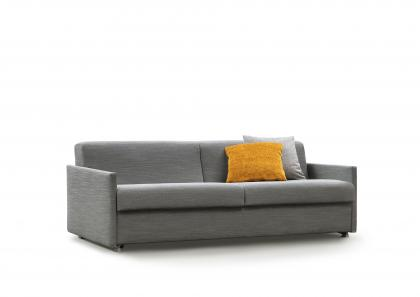 Due Sofa Bed Converts Into A Sofa Bunk Bed Berto Salotti