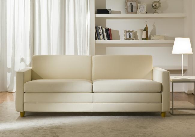 Centottantagradi Single Sofa Bed Berto Salotti