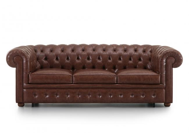OUTLET | Chesterfield Sofa Bed - BertO Shop