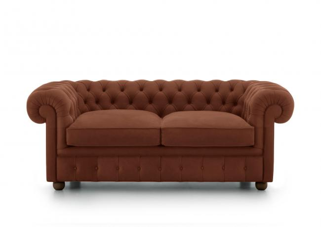 OUTLET | Chesterfield Sofa 2 Seater Maxi - BertO Shop