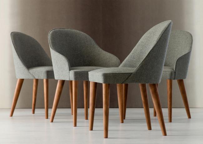 Chairs - Berto Salotti