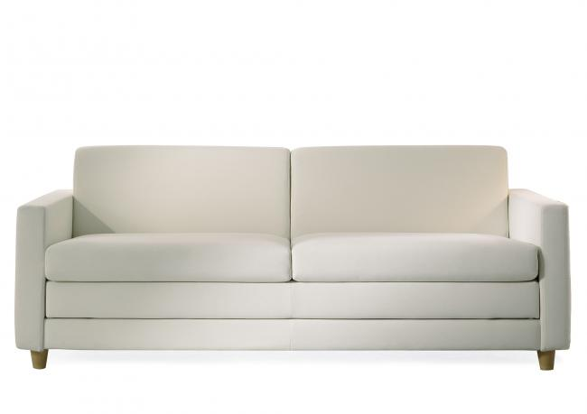 Divano Letto Cm 180.Outlet Sofa Bed With 180 Degrees Opening Berto Shop