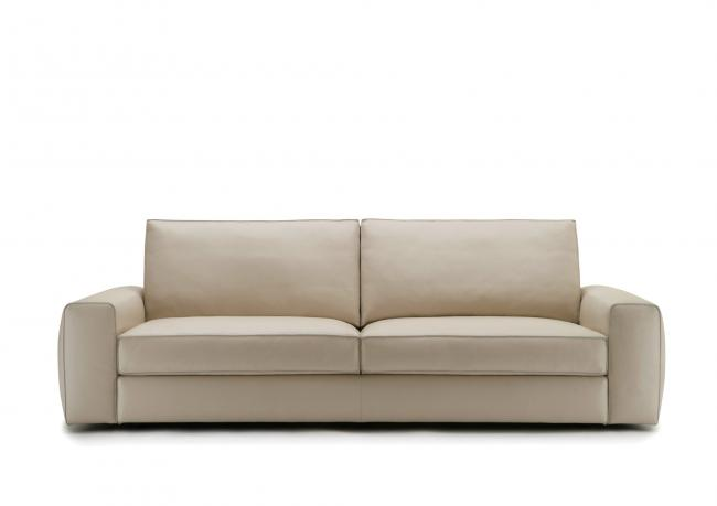 Outlet Divani In Pelle.Outlet Leather Sofa Joey Berto Shop