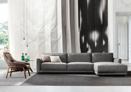 Ribot Sectional Sofa - Berto Salotti