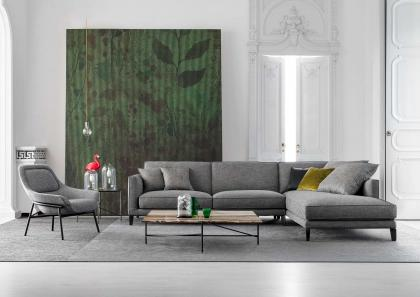 TIME BREAK SECTIONAL SOFA