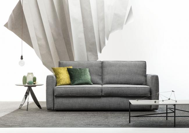 Divano Letto Design Outlet.Outlet Sofa Bed With Mattress H 18 Cm Berto Shop