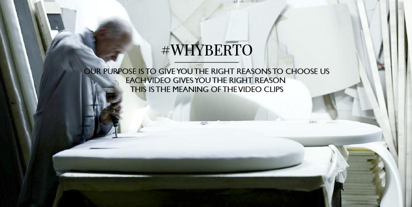 #WHYBERTO